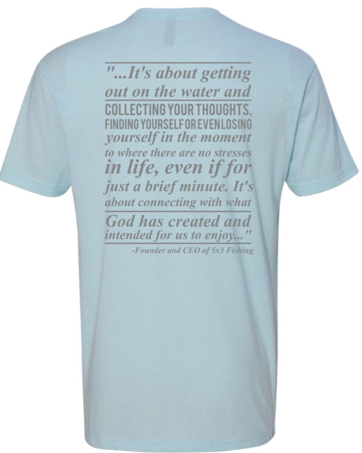 True Meaning Short Sleeve T-Shirt