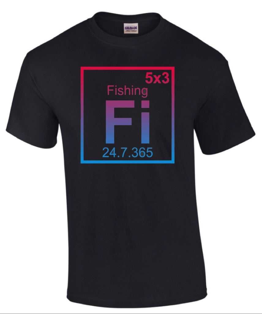 The Element Of Bass Fishing T-Shirt