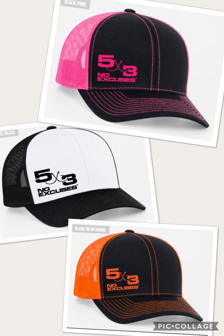 3 New Limited Edition Snapbacks (preorder)