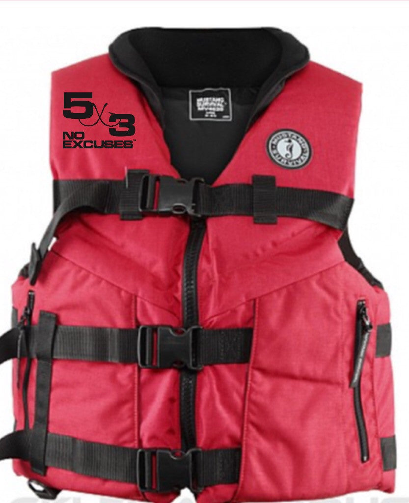 Collection Of Mustang Life Jackets Best Fashion Trends