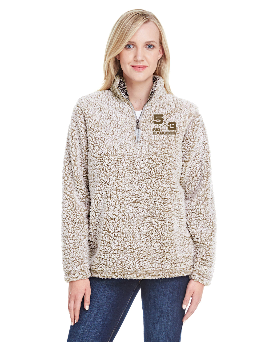 Women's Sherpa Jacket (4 Colors Available)