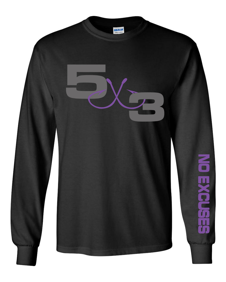 Ol Nasty Purple Long Sleeve (Preorder)