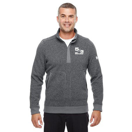 5x3 Under Armour 1/4 sweater (preorder)