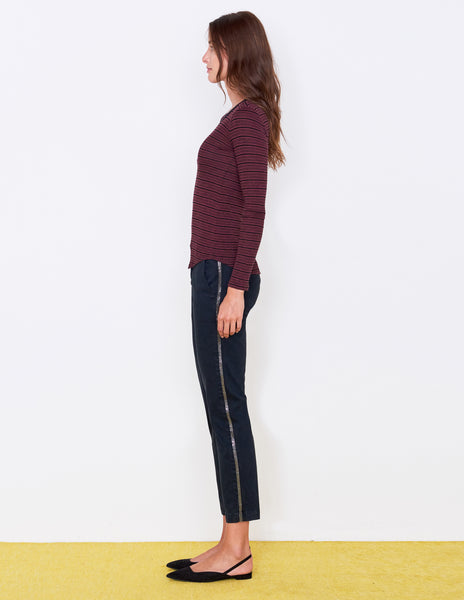 Sundry Stripes Longsleeve