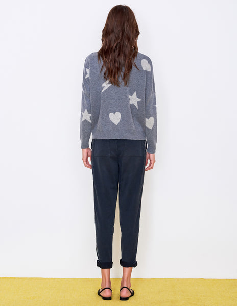 Sundry Icons Knit Sweater