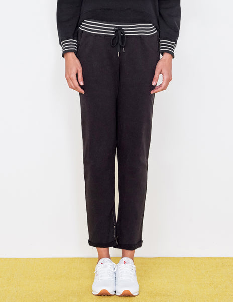 Sundry Striped Band Trouser Sweatpant