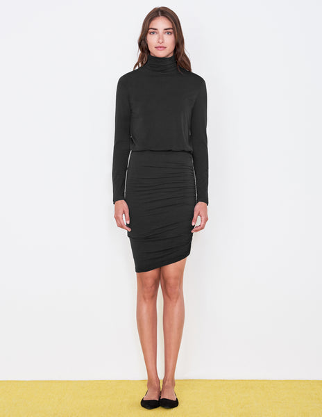 Sundry Turtleneck Dress