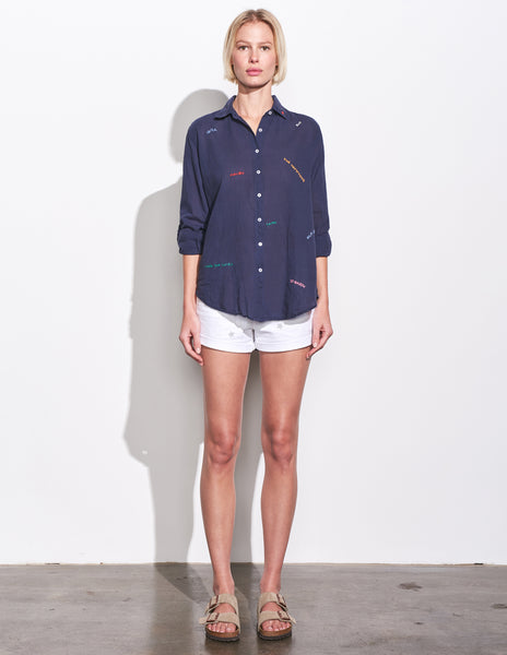 Sundry Destinations Oversized Shirt