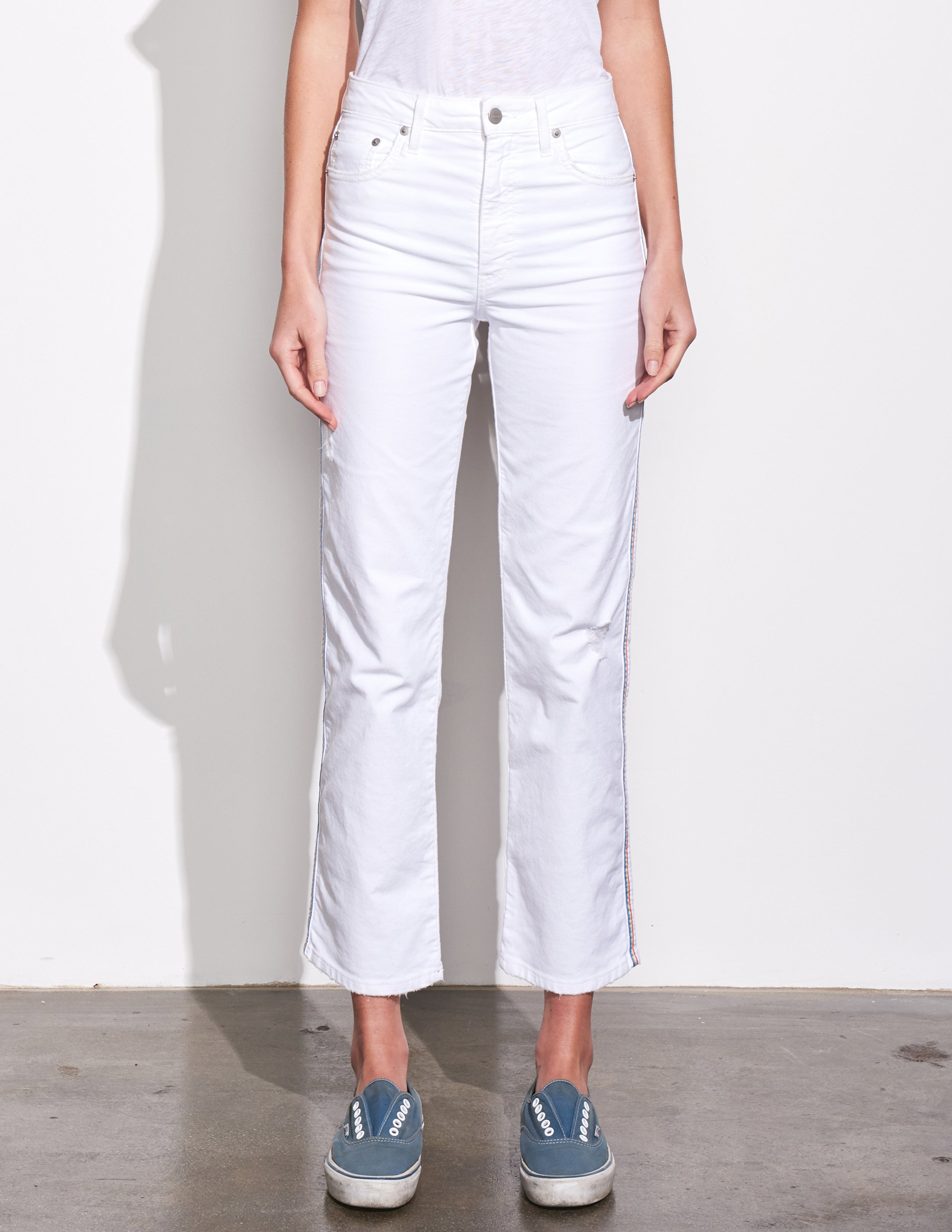 32a198d9b Sundry High Rise Relaxed Straight Leg Jeans