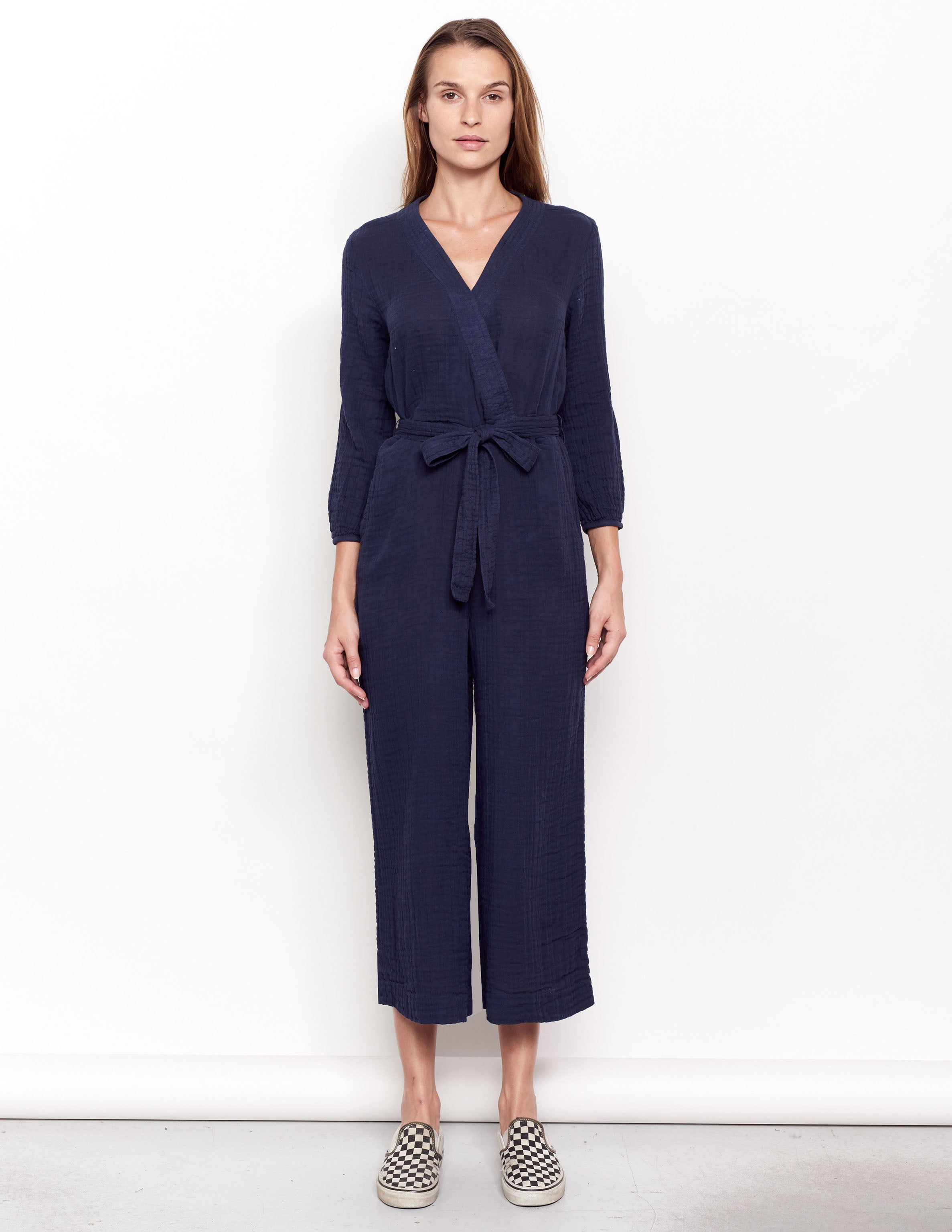 9a91031d7dba Sundry Belted Jumpsuit