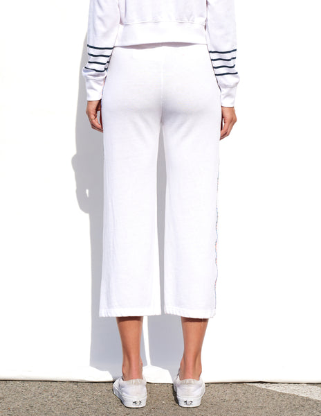 Sundry Flare Trim Sweats