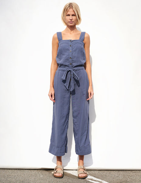 Sundry Wide Leg Jumpsuit