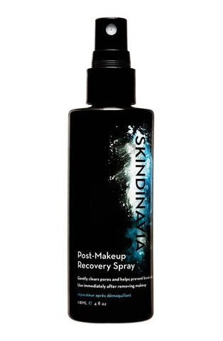 The Post-Makeup Recovery Spray