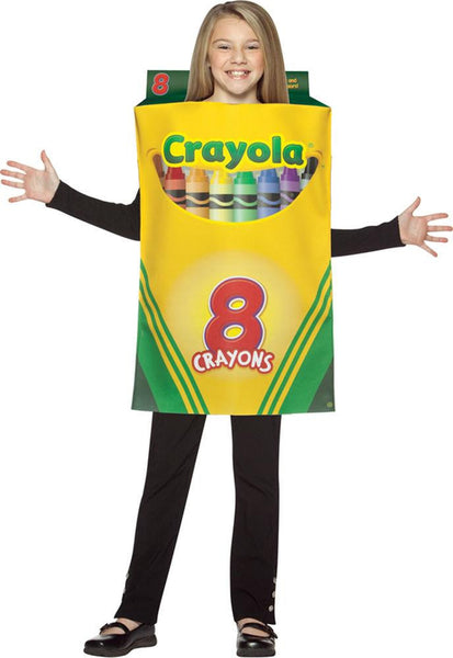Children's Crayola Crayon Box