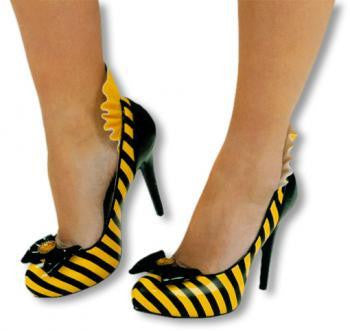 Bumblebee shoes