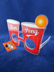 Beer Pong Glasses