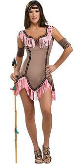 Native Lady Costume