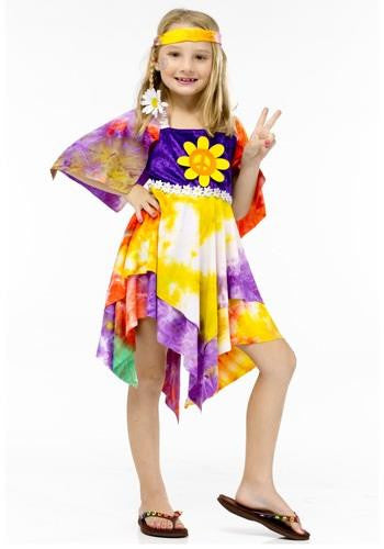 Daisy Hippie Child Costume
