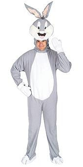 Bugs Bunny Jumpsuit with Hood.