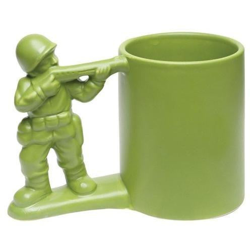 Army Many Coffee Mug