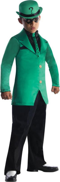 Childrens Riddler Costume