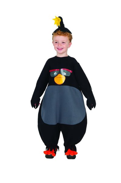 Bomb Angry Birds Toddler Costume