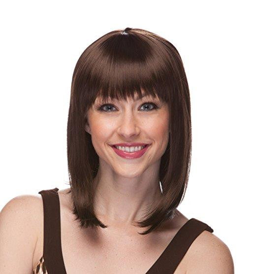 Brown Doll Wig