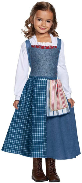 Belle Village Dress - Kids