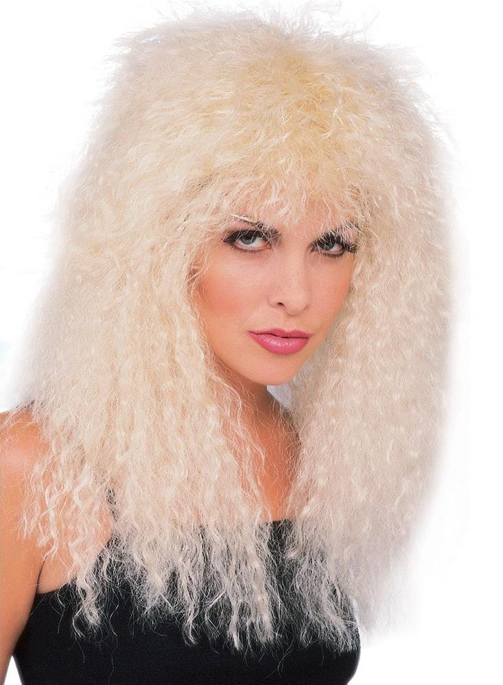 Blonde New Wave Wig