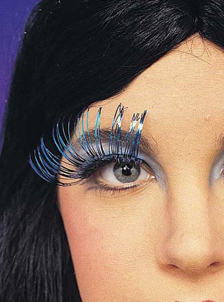 Metallic Eyelashes