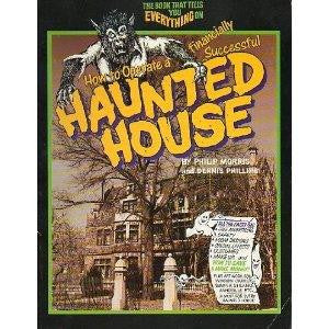 How To Operate a Haunted House Book