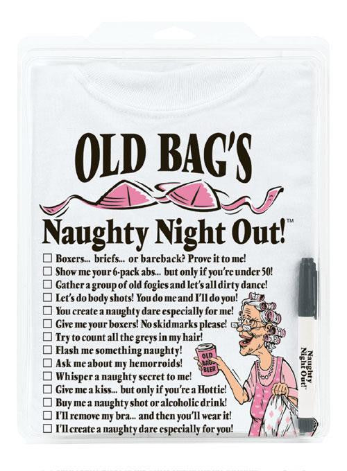 Old Bags Naughty Night Out