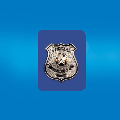 Metal Special Police Badge