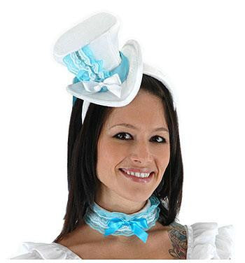 Alice Hat and Collar