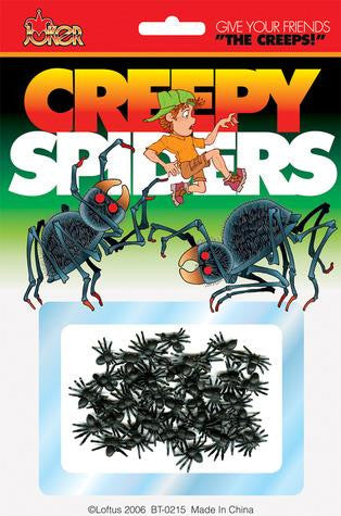 Creepy Spiders
