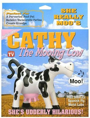Blow Up Cathy the Cow