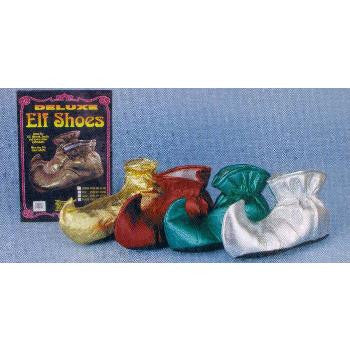 Elf Shoes Green