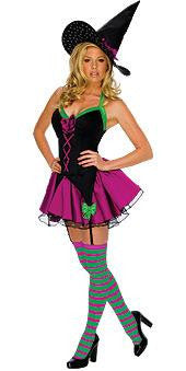 Sparkle Witch Playboy Costume