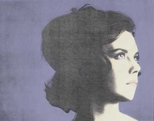 Natalie Wood art print