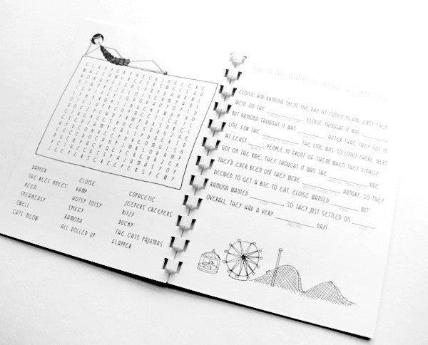 Printable Activity book