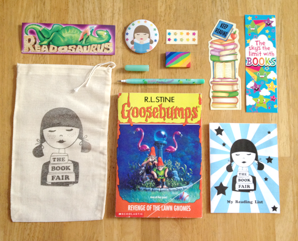 The Book Fair Kit
