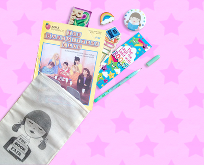 The Book Fair Kit - Baby Sitters Club Edition