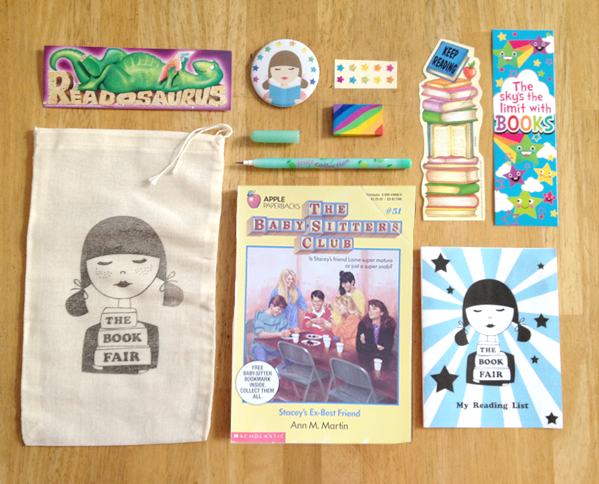 The Book Fair Kit - Birthday Edition