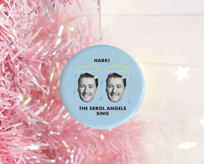 Errol Angels Christmas ornament