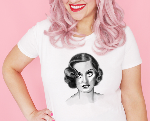 Joan Crawford t-shirt