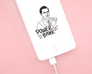 Tyrone Power Bank sticker