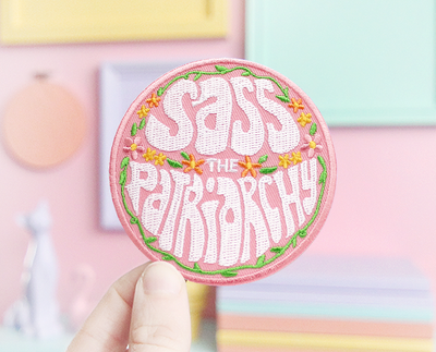 Sass the Patriarchy patch
