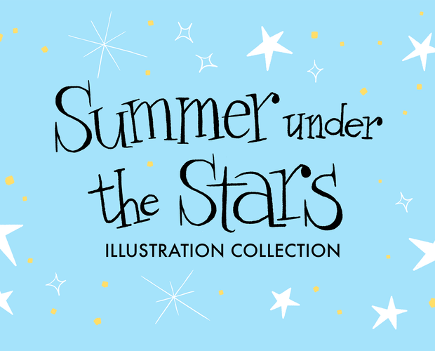 Summer Under the Stars art prints