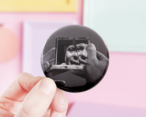 The Apartment pocket mirror