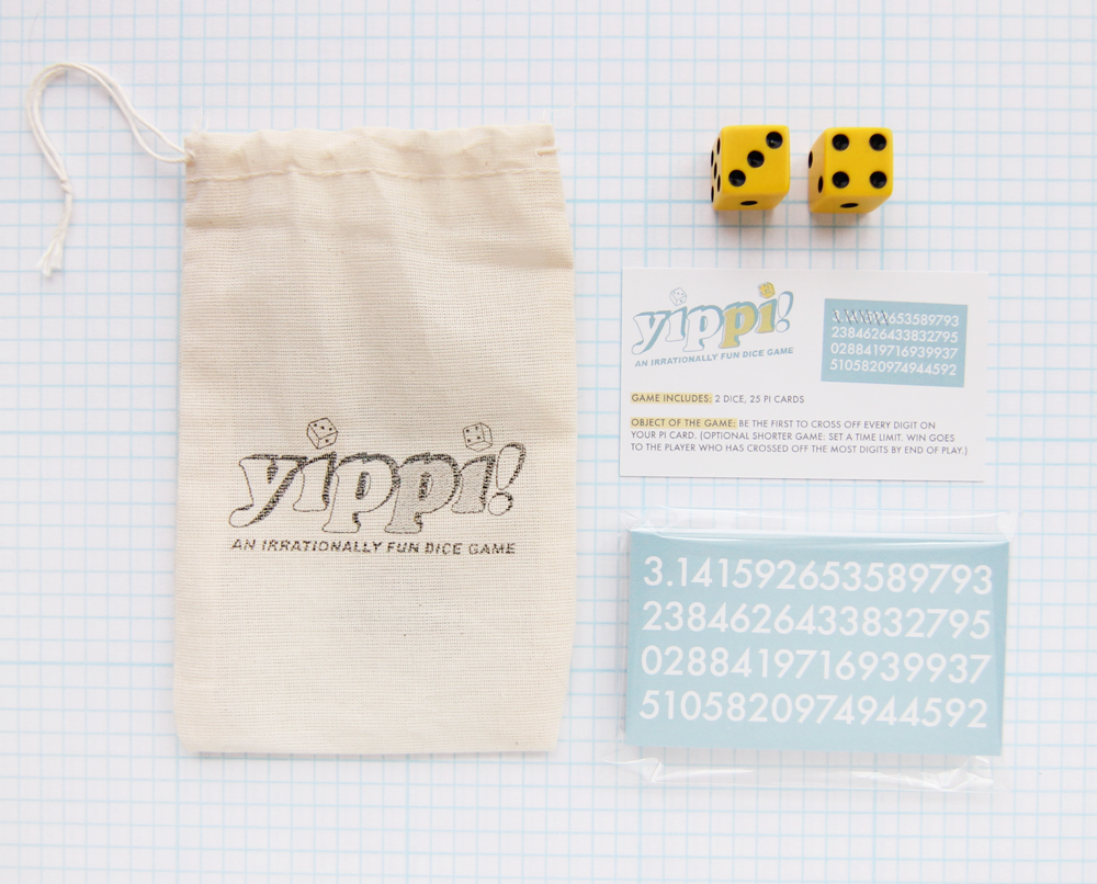 Yippi! An irrationally fun dice game